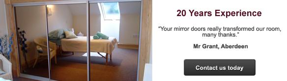 Welcome to Dundee Mirror Doors